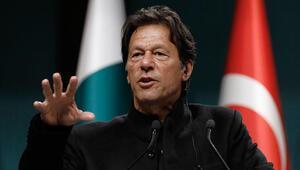 Pakistan Başbakanı Handan 29 Ekim mesajı