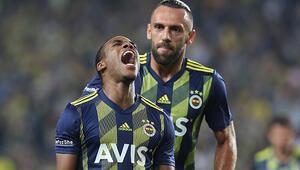 Son 10 yılın en az kart gören Fenerbahçesi