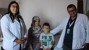 Zatürre nedeniyle geldikleri hastanede, şaşırtıcı gerçeği öğrendiler