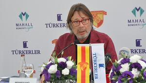 Göztepede Başkan Mehmet Sepil sert çıktı