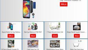 1 Kasım BİM ve 31 Ekim A101 aktüel ürünler kataloğu içerisinde cep telefonu ve televizyon detayı