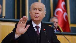 Bahçeli: Sahte ve sanal müttefiklerin tuzakları Türkiye'ye sökmeyecektir