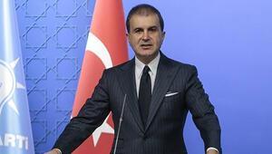 Son dakika... AK Partisi Sözcüsü Çelikten önemli açıklamalar