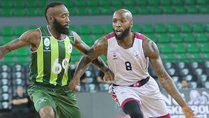 Sigortam.net İTÜ Basket: 94 - OGM Ormanspor: 93