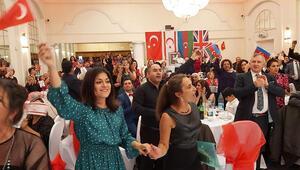 96'ncı yıla Avrupa'da coşkulu kutlama: Sonsuza kadar yaşatacağız
