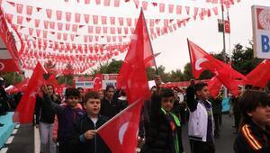 Diyarbakır'da Cumhuriyet Bayramı kutlamaları