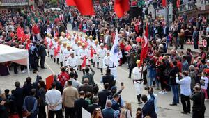 Zonguldakta 29 Ekim coşkusu