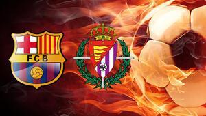 Barcelona Real Valladolid maçı ne zaman saat kaçta hangi kanalda