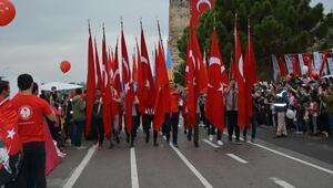 Sinopta Cumhuriyet Bayramı kutlamalarına büyük ilgi
