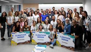 Mersin`de iklim krizine çözüm için projeler üretildi