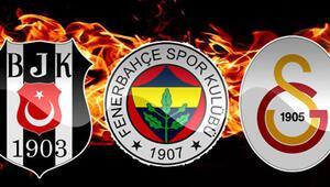 Beşiktaş, Fenerbahçe, Galatasaray, Darüşşafaka ve Anadolu Efesten alkış alan paylaşım