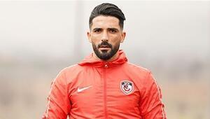 Gaziantep FK'da Mehmet Erdem Uğurlu en az 6 hafta yok
