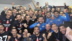 Menemenspor, Vakfıkebirden eli boş döndü Hekimoğlu Trabzon FK turladı...