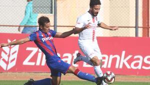 Antalyaspor, kupada penaltılarla adını 5. tura yazdırdı