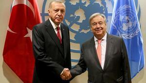 BM Genel Sekreteri Guterres,  Türkiyeyi ziyaret edecek