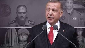 Cumhurbaşkanı Erdoğan: Rabbim bizi zafer ile taçlandırsın