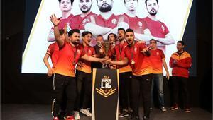 Şampiyonluk Kupası 4. kez Galatasarayın