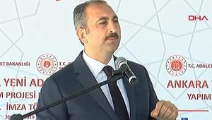 Adalet Bakanı Gül'den sert tepki: Bizim için yok hükmündedir