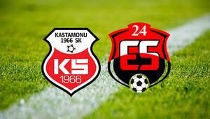 Kastamonuspor 24 Erzincanspor maçı saat kaçta ve hangi kanalda
