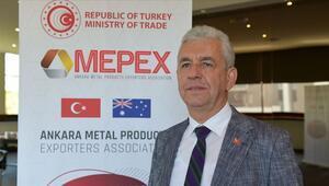 Türkiye Avustralya pazarında metal fırtınası estirecek