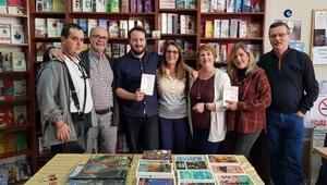 Yazar Erman Çağlar, Babaeskide okurlarıyla buluştu