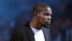NBA yıldızı Kevin Durant, Barcelonaya göz kırptı