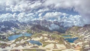 Türkiyenin Alpleri Kaçkarların Yedigölleri fotoğraf tutkunlarının vazgeçilmezi