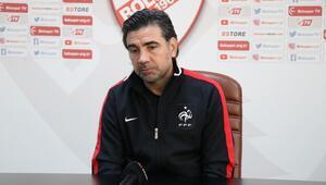 Osman Özköylü: Kazanılan 2 maçın motivasyonu umut verdi