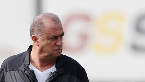Galatasaray, Rizespor hazırlıklarını sürdürdü Belhanda geri döndü ama...