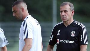 Beşiktaşta son dakika Burak Yılmaz...