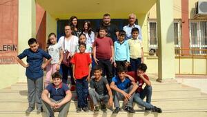 Özel eğitim öğrencilerinden umut dolu projeler