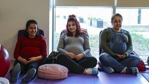 Ankara Şehir Hastanesi'nde gebe okulu açıldı