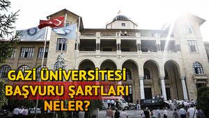 Gazi Üniversitesi 61 akademisyen alacak İşte başvuru şartları ve tarihi