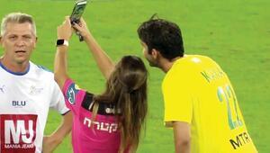 Selfie sarı kartı