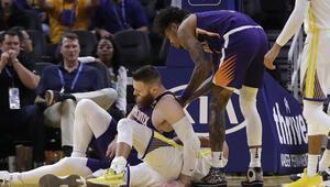 NBAde gecenin sonuçları | Stephen Currynin eli kırıldı