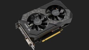 ASUS, GeForce GTX 1660 ve 1650 SUPER serisi ekran kartlarını tanıttı