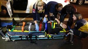 TEM yolundaki tünelde nefes kesen kaza tatbikatı