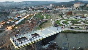 Altın Zeytin Cam Seyir Terası beğeni topluyor