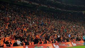 Galatasaray, Süper Ligde sahasında kaybetmiyor 40 maç oldu...