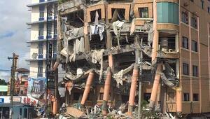 Filipinlerdeki depremlerde ölü sayısı 17ye çıktı