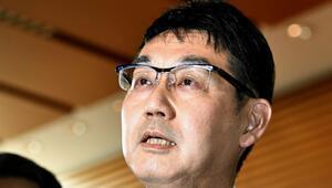 Japonyada Adalet Bakanı Kavai istifa etti