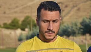 Adis Jahovic: Sergen hocanın taktiği doğrultusunda...