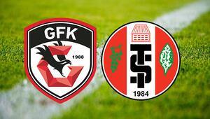 Gaziantep FK Turgutluspor ZTK maçı saat kaçta ve hangi kanalda