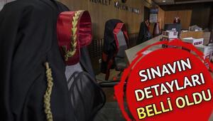 Adalet Bakanlığı Sınav başvuruları başladı - ÖSYM başvuru ekranı