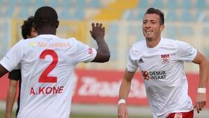 Ziraat Türkiye Kupası | Başkent Akademi: 0 - Demir Grup Sivasspor: 6