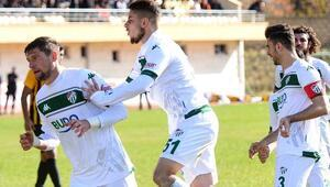 Ziraat Türkiye Kupası   Bayburt Özel İdare Spor: 1 - Bursaspor: 2