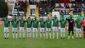 Ziraat Türkiye Kupası - Kırklarelispor: 1 - MKE Ankaragücü: 0