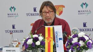 Göztepede Sepilden Tamer Tuna açıklaması