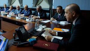 Cumhurbaşkanı Erdoğan'dan AK Parti teşkilatına önemli mesajlar