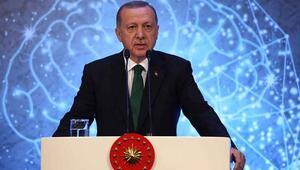 Cumhurbaşkanı Erdoğan, Türk Tıp Dünyası Kurultayı'nda konuştu
